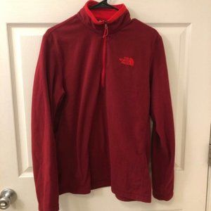 The North Face Fleece Pull Over Men's Small
